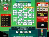 Pat Sajak's Lucky Letters: TV Guide Edition Game screenshot 1