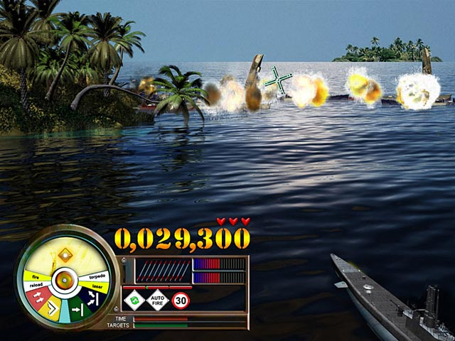 Pearl Harbor: Fire on the Water Game screenshot 2