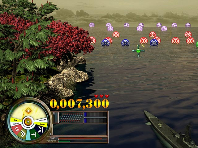 Pearl Harbor: Fire on the Water Game screenshot 3