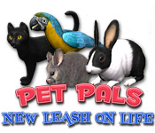Free Pet Pals: New Leash on Life Game