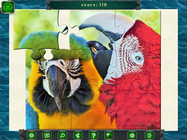 Pirate Jigsaw 2 Game screenshot 3
