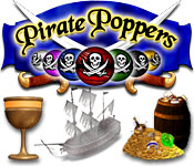 Free Pirate Poppers Game