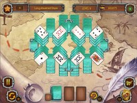 Pirate's Solitaire 3 Game screenshot 1