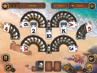 Pirate's Solitaire 3 Games Download screenshot 3