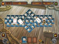 Pirate's Solitaire Games Download screenshot 3