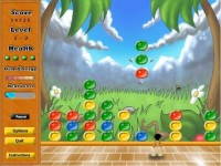 Pow Pow's Puzzle Attack Game screenshot 1