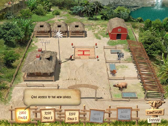 Project Rescue Africa Game screenshot 2