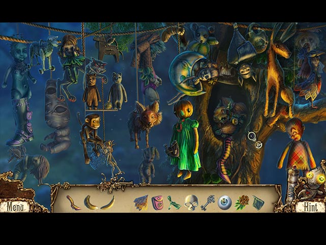 PuppetShow: Her Cruel Collection Collector's Edition Game screenshot 2