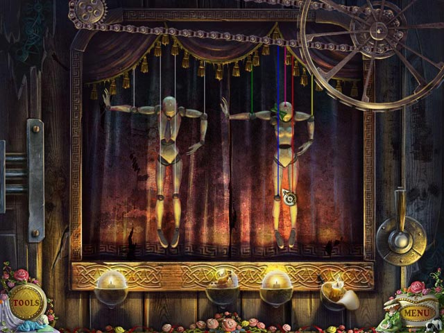 PuppetShow: Lost Town Collector's Edition Game screenshot 2