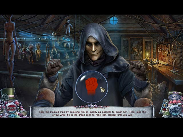 PuppetShow: The Curse of Ophelia Game screenshot 2