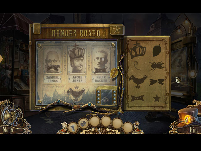 PuppetShow: The Face of Humanity Game screenshot 1