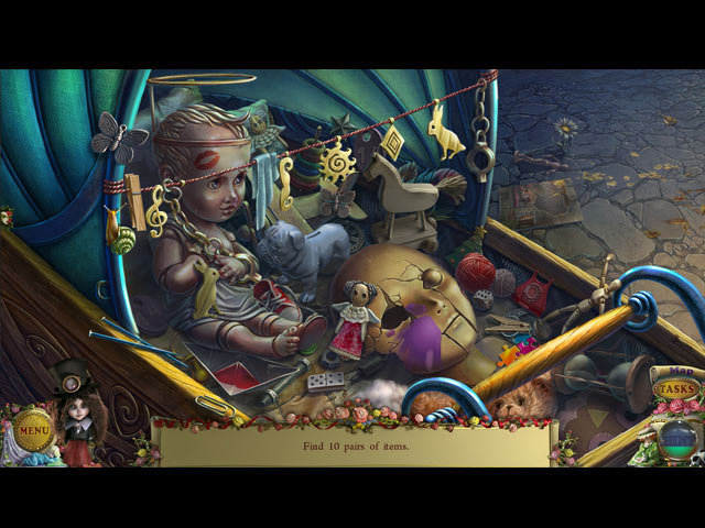 PuppetShow: The Price of Immortality Game screenshot 1