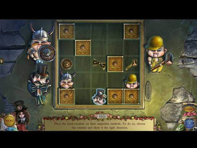 PuppetShow: The Price of Immortality Game screenshot 2