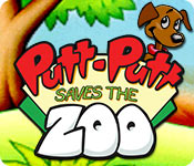 Free Putt-Putt Saves the Zoo Game