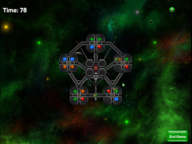 Puzzle Galaxies Game screenshot 2