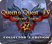 Free Queen's Quest IV: Sacred Truce Collector's Edition Game