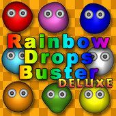 Free Rainbow Drops Buster Deluxe Game