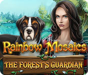 Free Rainbow Mosaics: The Forest's Guardian Game