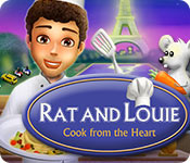 Free Rat and Louie: Cook from the Heart Game