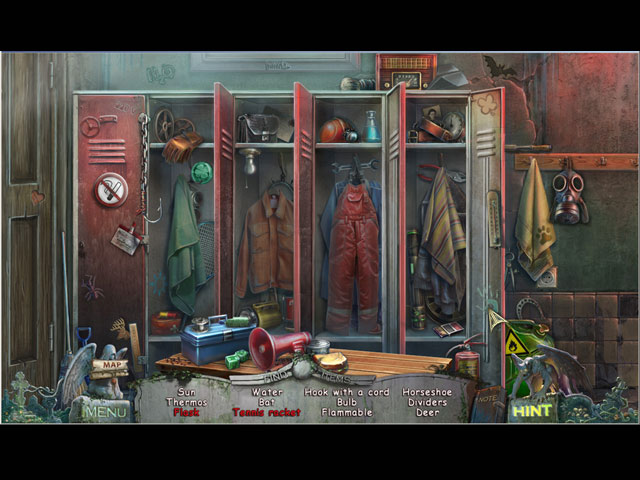 Redemption Cemetery: Salvation of the Lost Game screenshot 1