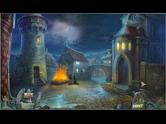 Redemption Cemetery: Salvation of the Lost Game screenshot 2