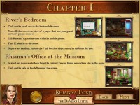 Rhianna Ford and the DaVinci Letter Strategy Guide Game screenshot 1