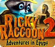 Free Ricky Raccoon 2: Adventures in Egypt Game