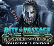 Free Rite of Passage: The Sword and the Fury Collector's Edition Game