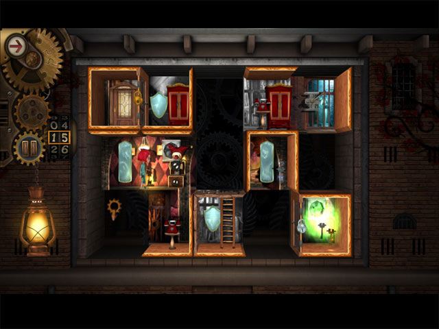 Rooms: The Unsolvable Puzzle Game screenshot 1