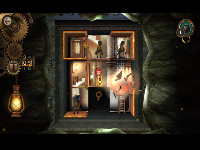 Rooms: The Unsolvable Puzzle Game screenshot 2