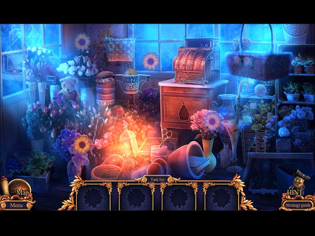 Royal Detective: Legend Of The Golem Collector's Edition Game screenshot 2