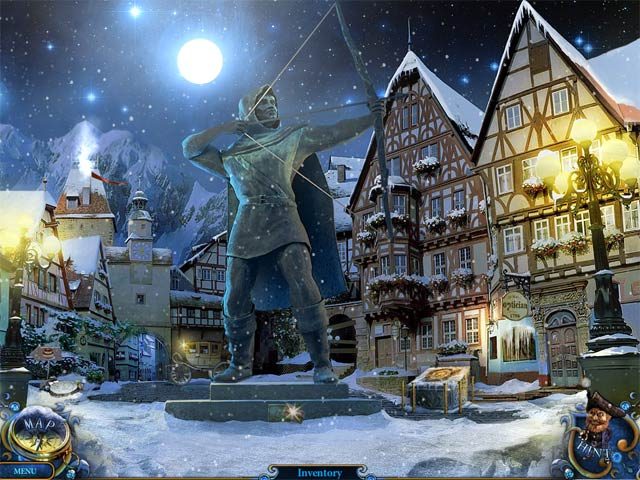 Royal Detective: The Lord of Statues Game screenshot 1