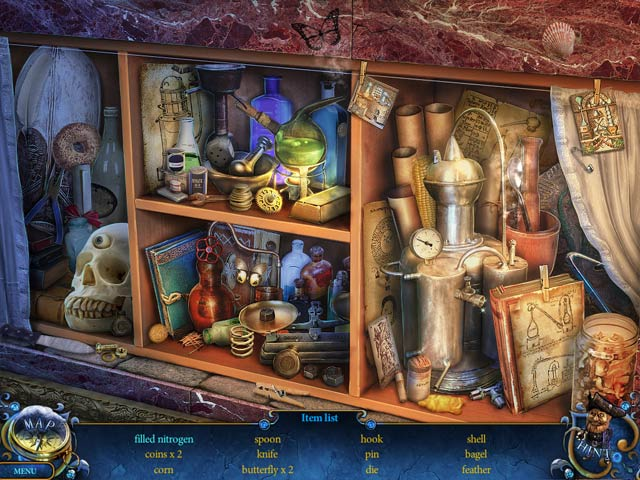 Royal Detective: The Lord of Statues Game screenshot 3