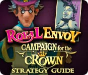 Free Royal Envoy: Campaign for the Crown Strategy Guide Game