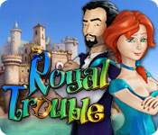 Free Royal Trouble Game