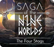Free Saga of the Nine Worlds: The Four Stags Game