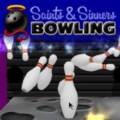Free Saints and Sinners Bowling Game