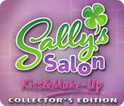 Free Sally's Salon: Kiss and Make-Up Collector's Edition Game