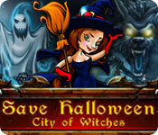 Free Save Halloween: City of Witches Game