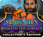 Free Sea of Lies: Beneath the Surface Collector's Edition Game