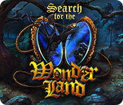 Free Search for the Wonderland Game