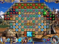 Season Match 3: Curse of the Witch Crow Game Download screenshot 5