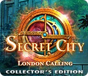 Free Secret City: London Calling Collector's Edition Game