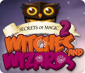 Free Secrets of Magic 2: Witches and Wizards Game