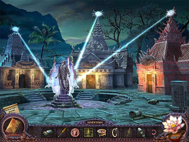 Secrets of the Dark: Eclipse Mountain Collector's Edition Game screenshot 1