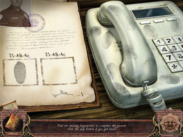 Secrets of the Dark: Temple of Night Collector's Edition Game screenshot 2
