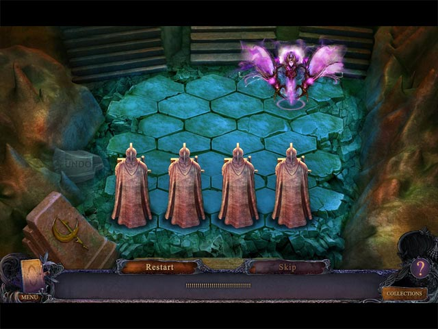 Secrets of the Dark: The Flower of Shadow Collector's Edition Game screenshot 3