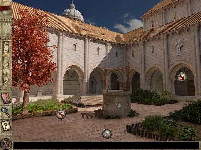 Secrets of the Vatican. The Holy Lance Game screenshot 1