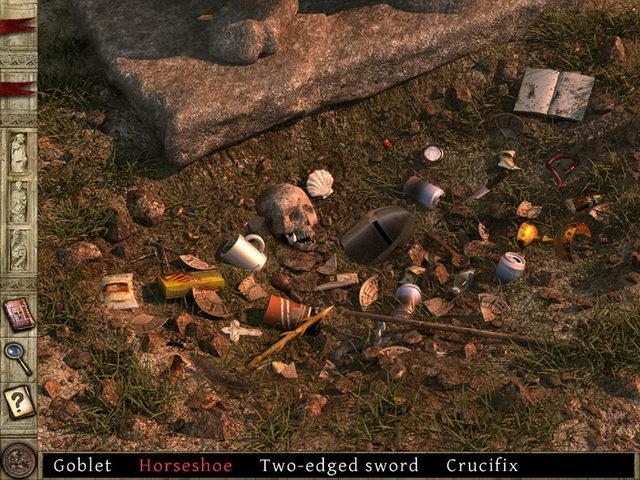 Secrets of the Vatican. The Holy Lance Game screenshot 4