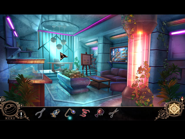 Shadowplay: The Forsaken Island Collector's Edition Game screenshot 1